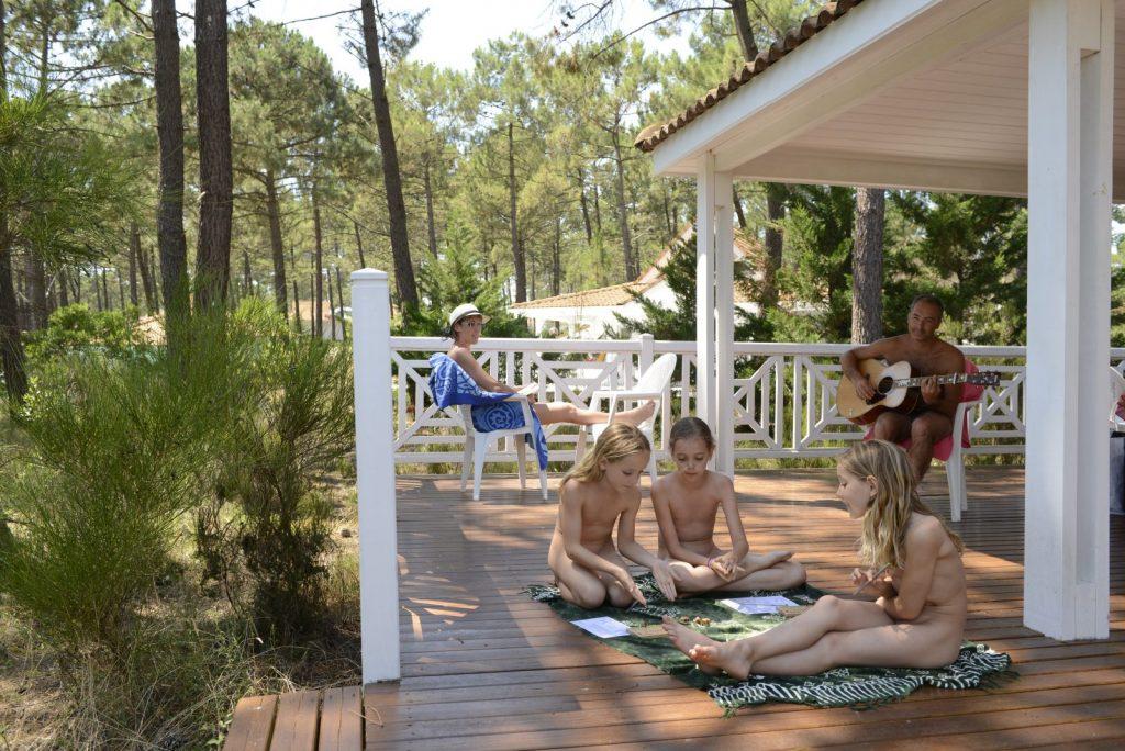 Обнаженный Отдых Fkk Camp Video