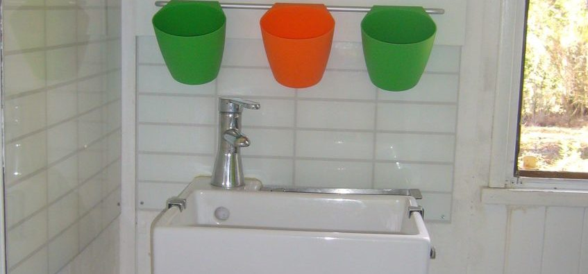 MES 26N salle d'eau