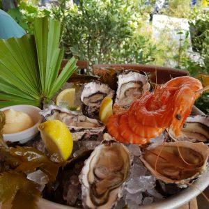 fruit de mer à Claouey