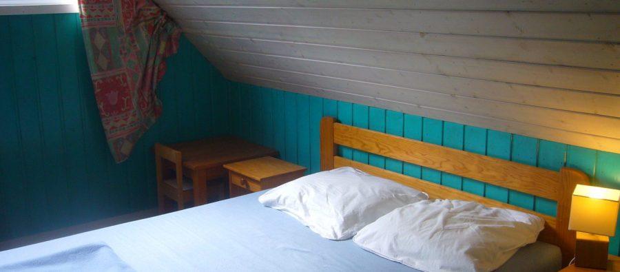 COLIBRI 7107 chambre en mezzanien lit double