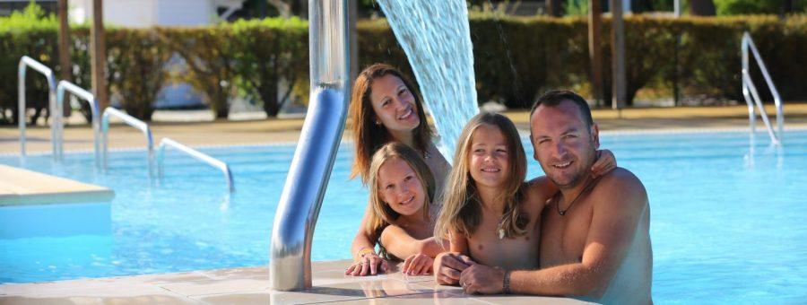 Familie vakantiedorp