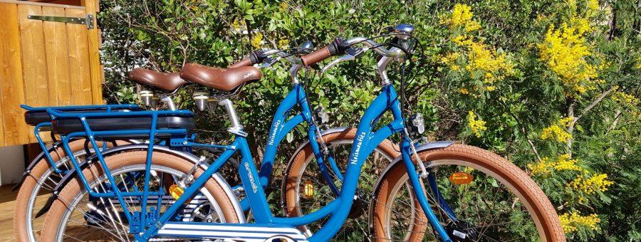 Pistes cyclables Cap Ferret